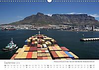 Fascination of Shipping On board around the world (Wall Calendar 2019 DIN A3 Landscape) - Produktdetailbild 9