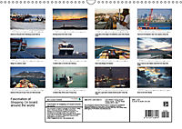 Fascination of Shipping On board around the world (Wall Calendar 2019 DIN A3 Landscape) - Produktdetailbild 13
