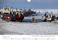 Fascination of Shipping On board around the world (Wall Calendar 2019 DIN A4 Landscape) - Produktdetailbild 1