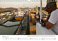 Fascination of Shipping On board around the world (Wall Calendar 2019 DIN A4 Landscape) - Produktdetailbild 3