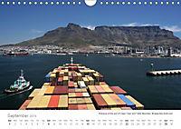 Fascination of Shipping On board around the world (Wall Calendar 2019 DIN A4 Landscape) - Produktdetailbild 9