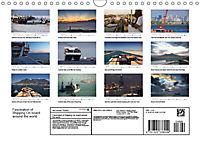 Fascination of Shipping On board around the world (Wall Calendar 2019 DIN A4 Landscape) - Produktdetailbild 13