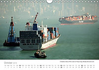 Fascination of Shipping On board around the world (Wall Calendar 2019 DIN A4 Landscape) - Produktdetailbild 10
