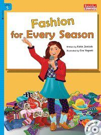 Fashion for Every Season, Katie Janicek