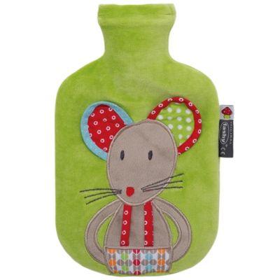 Fashy Meine Wärmflasche Maus, 0,8 l