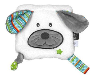 Fashy Wärmekissen und Schnuffeltuch Hund
