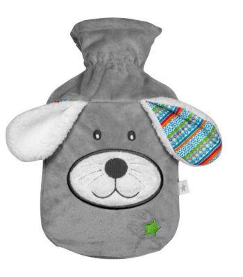 Fashy Wärmflasche Hund,  0,8 l