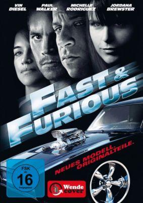 Fast and Furious - Neues Modell. Originalteile., Paul Walker,Jordana Brewster Vin Diesel