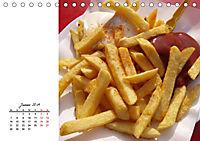 Fast Food. Leckeres Gecklecker für Junkfood-Genießer (Tischkalender 2019 DIN A5 quer) - Produktdetailbild 1