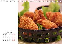 Fast Food. Leckeres Gecklecker für Junkfood-Genießer (Tischkalender 2019 DIN A5 quer) - Produktdetailbild 6