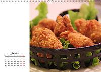 Fast Food. Leckeres Gecklecker für Junkfood-Geniesser (Wandkalender 2019 DIN A2 quer) - Produktdetailbild 6