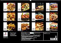 Fast Food. Leckeres Gecklecker für Junkfood-Geniesser (Wandkalender 2019 DIN A2 quer) - Produktdetailbild 13