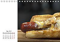Fast Food. Leckeres Gecklecker für Junkfood-Genießer (Tischkalender 2019 DIN A5 quer) - Produktdetailbild 3