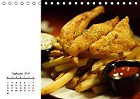Fast Food. Leckeres Gecklecker für Junkfood-Genießer (Tischkalender 2019 DIN A5 quer) - Produktdetailbild 9