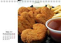 Fast Food. Leckeres Gecklecker für Junkfood-Genießer (Tischkalender 2019 DIN A5 quer) - Produktdetailbild 10
