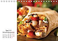 Fast Food. Leckeres Gecklecker für Junkfood-Genießer (Tischkalender 2019 DIN A5 quer) - Produktdetailbild 8