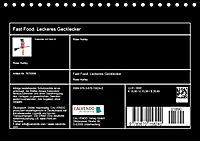 Fast Food. Leckeres Gecklecker für Junkfood-Genießer (Tischkalender 2019 DIN A5 quer) - Produktdetailbild 13