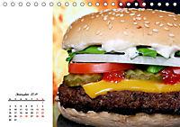 Fast Food. Leckeres Gecklecker für Junkfood-Genießer (Tischkalender 2019 DIN A5 quer) - Produktdetailbild 12