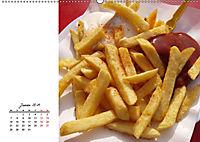 Fast Food. Leckeres Gecklecker für Junkfood-Geniesser (Wandkalender 2019 DIN A2 quer) - Produktdetailbild 1