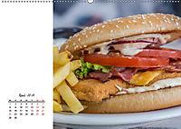 Fast Food. Leckeres Gecklecker für Junkfood-Geniesser (Wandkalender 2019 DIN A2 quer) - Produktdetailbild 4