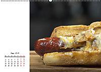Fast Food. Leckeres Gecklecker für Junkfood-Geniesser (Wandkalender 2019 DIN A2 quer) - Produktdetailbild 3