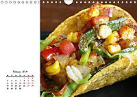 Fast Food. Leckeres Gecklecker für Junkfood-Geniesser (Wandkalender 2019 DIN A4 quer) - Produktdetailbild 2