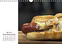 Fast Food. Leckeres Gecklecker für Junkfood-Geniesser (Wandkalender 2019 DIN A4 quer) - Produktdetailbild 3