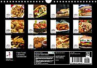 Fast Food. Leckeres Gecklecker für Junkfood-Geniesser (Wandkalender 2019 DIN A4 quer) - Produktdetailbild 13