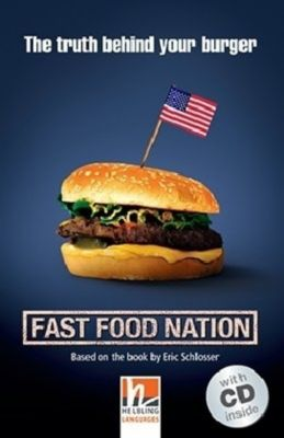 Fast Food Nation, m. 1 Audio-CD, Eric Schlosser, Richard Linklater, Lynda Edwards