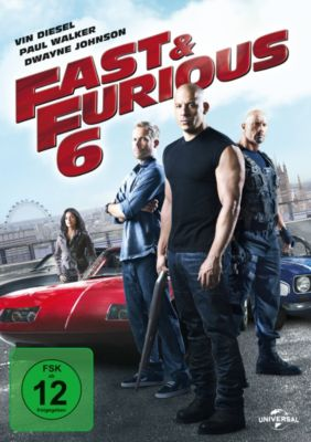 Fast & Furious 6, Gary Scott Thompson