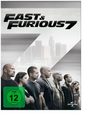 Fast & Furious 7, Gary Scott Thompson