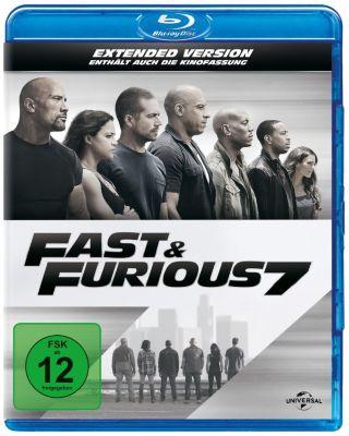 Fast & Furious 7 Extended, Dwayne Johnson,Vin Diesel Jason Statham
