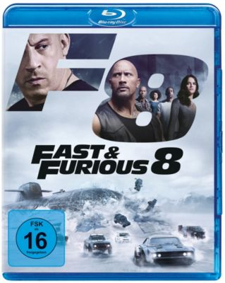Fast & Furious 8, Chris Morgan, Gary Scott Thompson