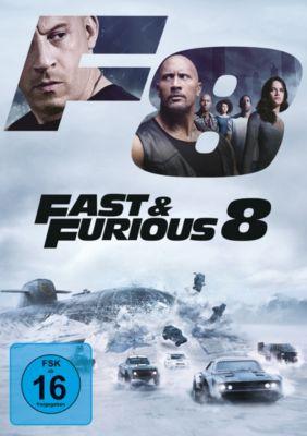 Fast & Furious 8, Michelle Rodriguez,Dwayne Johnson Vin Diesel