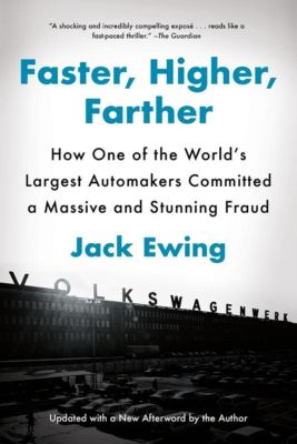 Faster, Higher, Farther, Jack Ewing