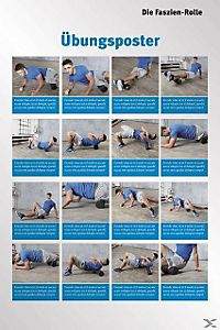 Fitness Set Faszienplus Fitnessrolle Und Massageroller