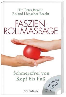 Faszien-Rollmassage, m. DVD, Petra Bracht, Roland Liebscher-Bracht