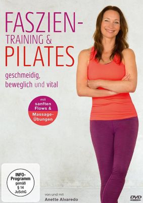 Faszien-Training & Pilates, Anette Alvaredo
