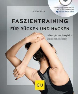 Faszientraining für den Rücken, m. DVD, Stefan Rieth