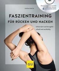 Faszientraining für den Rücken (mit DVD), Stefan Rieth