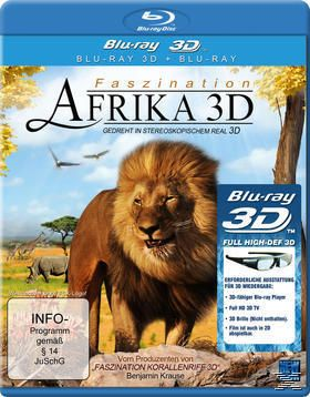 Faszination Afrika 3D, N, A