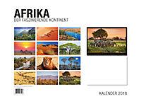 Faszination Afrika Premiumkal. 2018 - Produktdetailbild 13