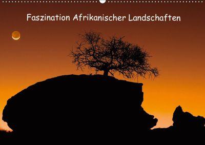 Faszination Afrikanischer Landschaften (Wandkalender 2019 DIN A2 quer), Frank Weitzer