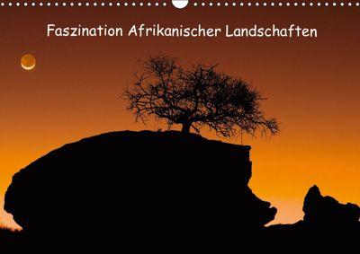 Faszination Afrikanischer Landschaften (Wandkalender 2019 DIN A3 quer), Frank Weitzer