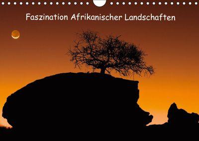 Faszination Afrikanischer Landschaften (Wandkalender 2019 DIN A4 quer), Frank Weitzer