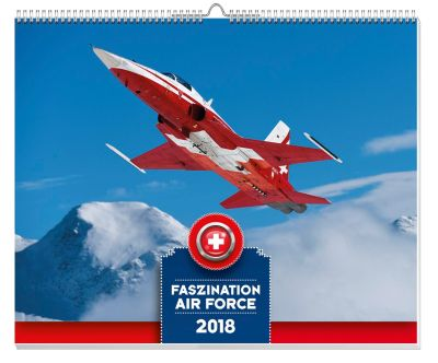 Faszination Airforce 2018- Kalender