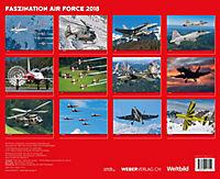 Faszination Airforce 2018- Kalender - Produktdetailbild 4