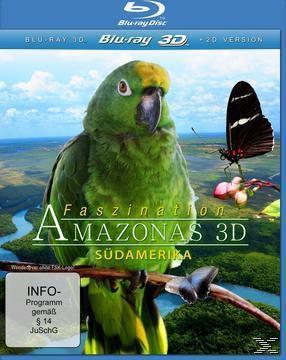 Faszination Amazonas 3D, N, A