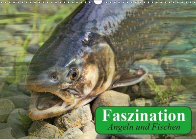 Faszination Angeln und Fischen (Wandkalender 2019 DIN A3 quer), Elisabeth Stanzer