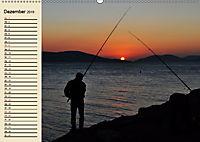 Faszination Angeln und Fischen (Wandkalender 2019 DIN A2 quer) - Produktdetailbild 12